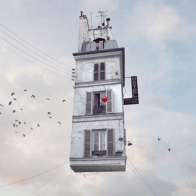Flying Houses12 Laurent Chehere