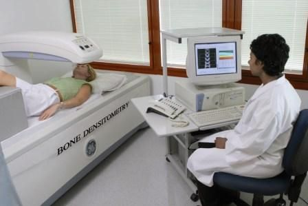 A bone density test tells you if you have normal bone density,low bone density (osteopenia) or osteoporosis. It is the only test that can diagnose osteoporosis. The lower your bone density, the greater your risk of breaking a bone. if you should be concerned about your bones by getting a bone density test. visit now http://icareclinic.com/