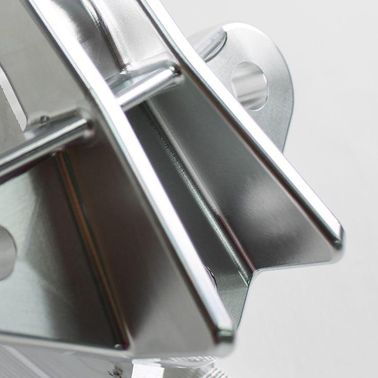 #5DaysPrototypeMachining 0016 Dimension: 120 x 140 x 210 #Aluminum