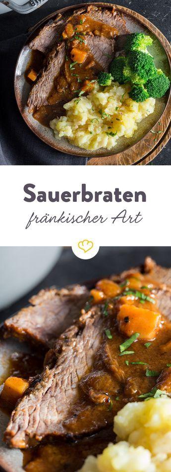 Die besten 25+ Rindfleisch mit pilzen Ideen auf Pinterest - fr nkische k che rezepte