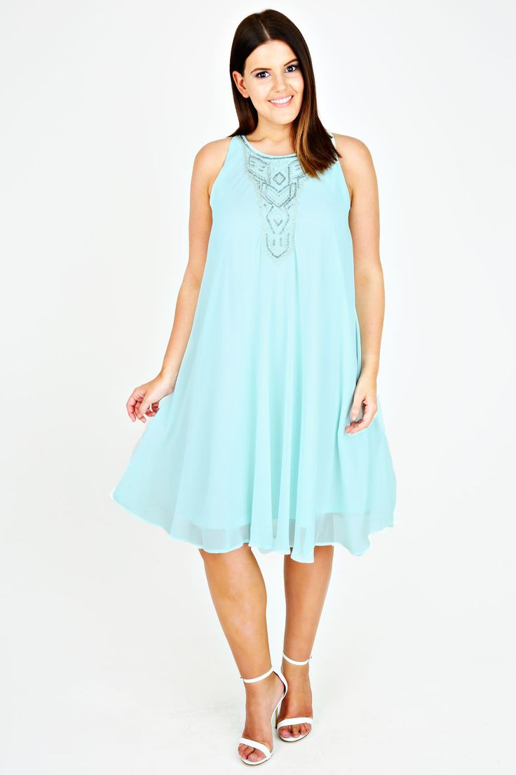 17 best Plus size dresses images on Pinterest | Plus size clothing ...