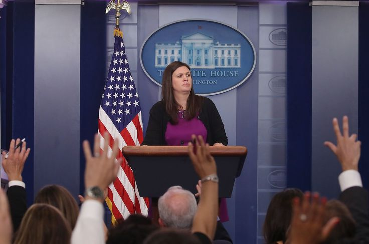 Reporter Hailed A 'Patriot' For Defying White House By Live-Streaming Press Briefing   HuffPost