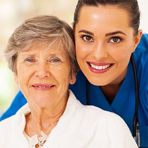 Having a Nurse oversee the care you receive ensures your medical needs are properly managed!