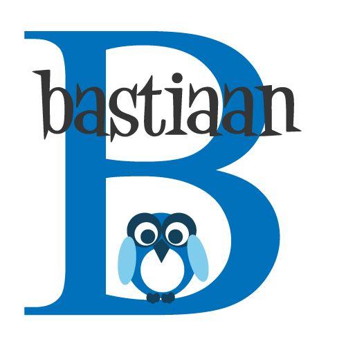 Geboortesticker Bastiaan