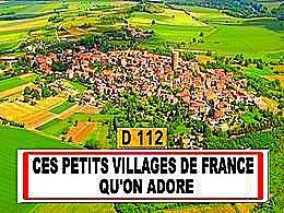 Ces villages français