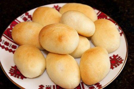 Pyrizhky - Ukrainian cabbage buns