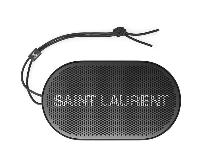 Bang & Olufsen x Saint Laurent Objects to buy, speakers