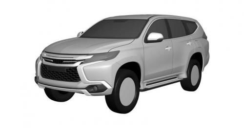 115060494308/2016-mitsubishi-pajero-sport-leaks-out-in-patent-designs