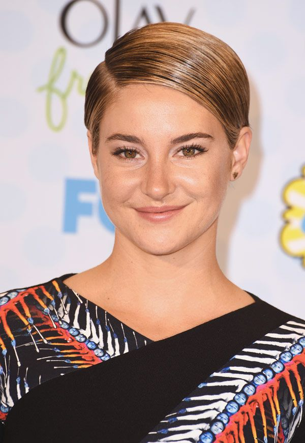 Shailene Woodley's Bronzed Glow At TCA — Get Her Exact Look
