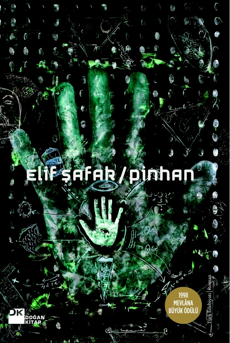 Elif Şafak'ın ilk ve muhteşem kitabı :)