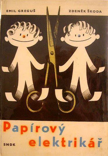 1965. Frantisek Skoda.: Frantisek Skoda, Kid Styles, Beautiful Illustrations