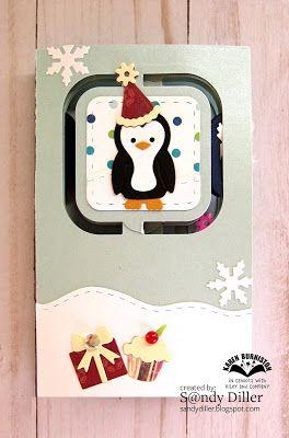 "My ""Crafty"" Life on the Internet: Paper Pro Challenge - Winter Birthday"