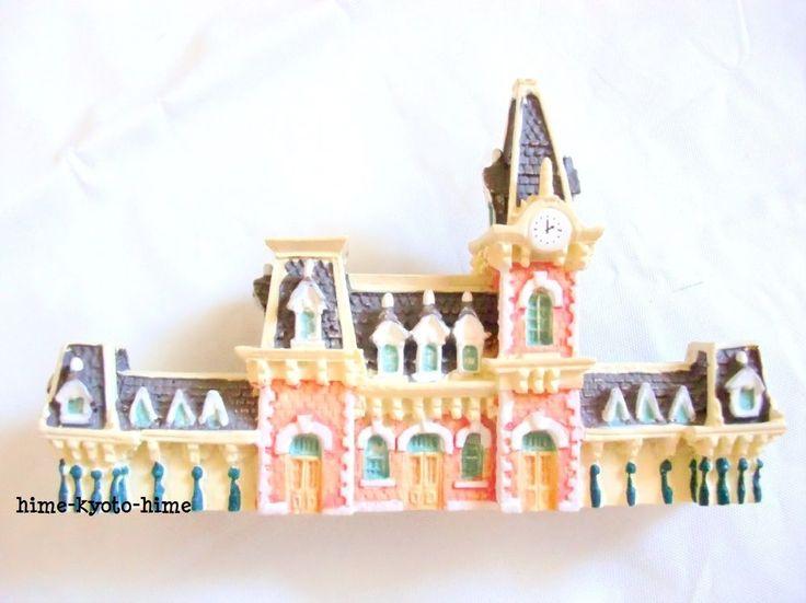 My Disneyland Entrance Diorama Miniature Anaheim F/S NEW #DeAGOSTINIJapan