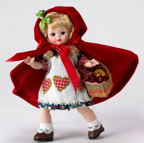 Little Red Riding Hood by Madame Alexander