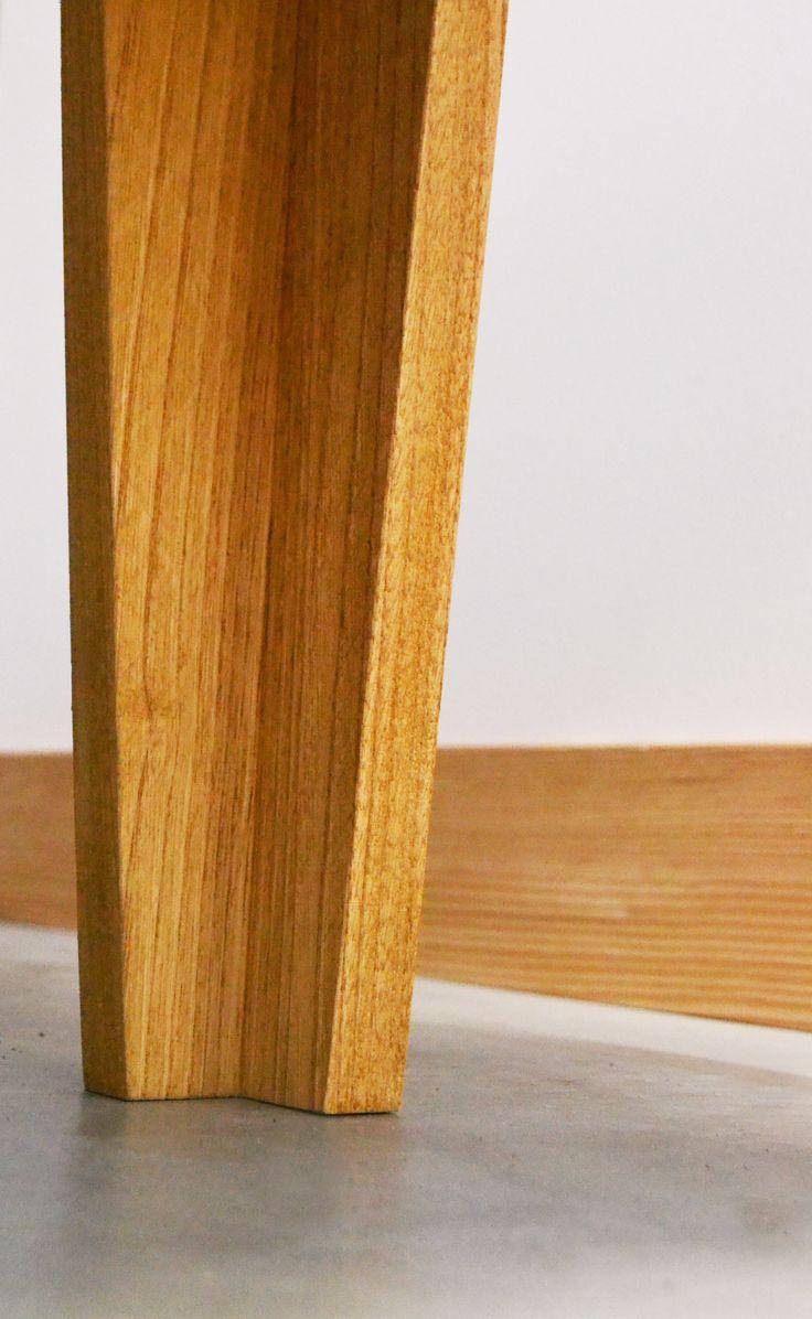 Con pies de castaño macizo Northern Sons - Hard Craft Furniture Mobiliario madera