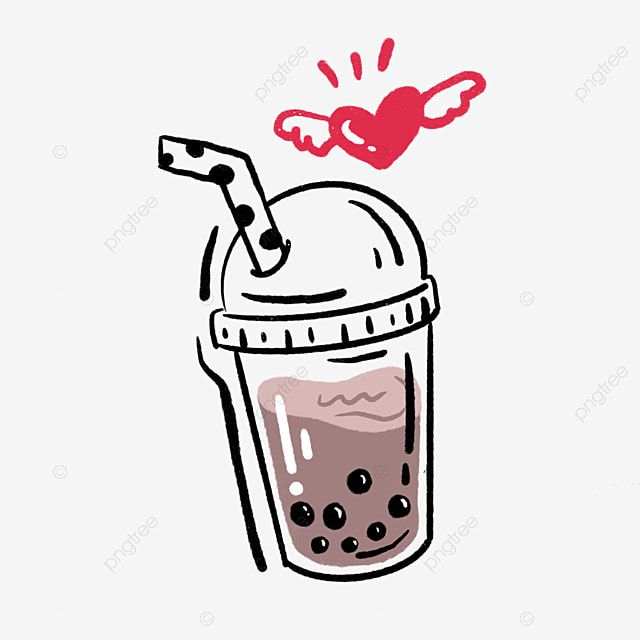 Pearl Milk Tea And Straws In A Transparent Glass Cup Transparent Cup Bubble Tea Png Transparent Clipart Image And Psd File For Free Download Tea Logo Coffee Sticker Design Tea Design