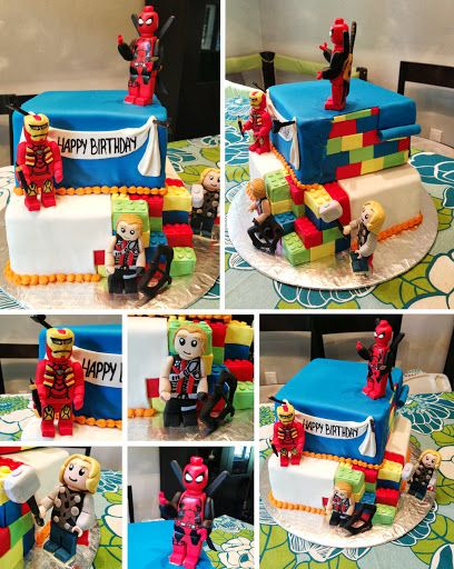 101 best Lego Party images on Pinterest | Birthdays, Kids part and ...