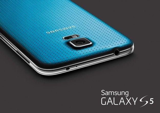Hiểm họa từ Samsung Galaxy S5