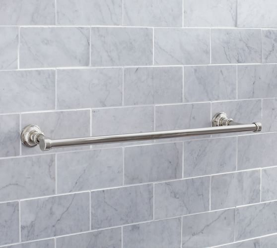 All Bathrooms Hayden Towel Bar Pottery Barn Ides 334 O