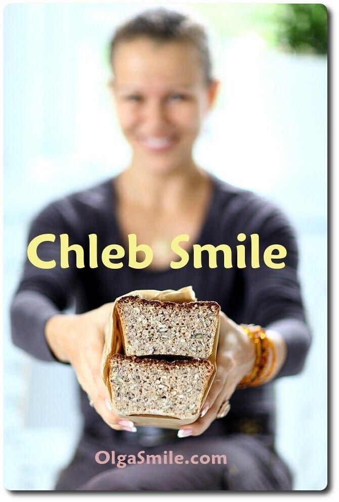 Chleb Smile to chleb bezglutenowy    Dzisiaj coś specjalnego! Chleb Smile bezglutenowy, to najlepszy z chlebów, jakie robię, jaki jadłam, jaki można bez większych problemów samemu upiec w domu. To propozycja dla osób wymagających i lubiących zdrowe