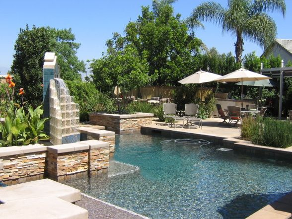 Backyard Oasis Designs 138 best outdoor/garden style images on pinterest | landscaping