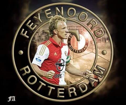Dirk Kuyt Feyenoord !
