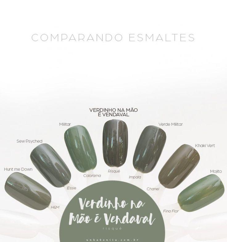 Comparando o Verdinho na Mão é Vendaval, Risqué (verdinhos militares