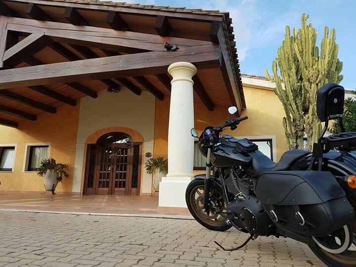 #motorbike #happiness #hotelandresort #holidays #pula #southsardinia