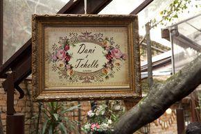 Casamento aconchegante no Espaço Quintal – Danielle