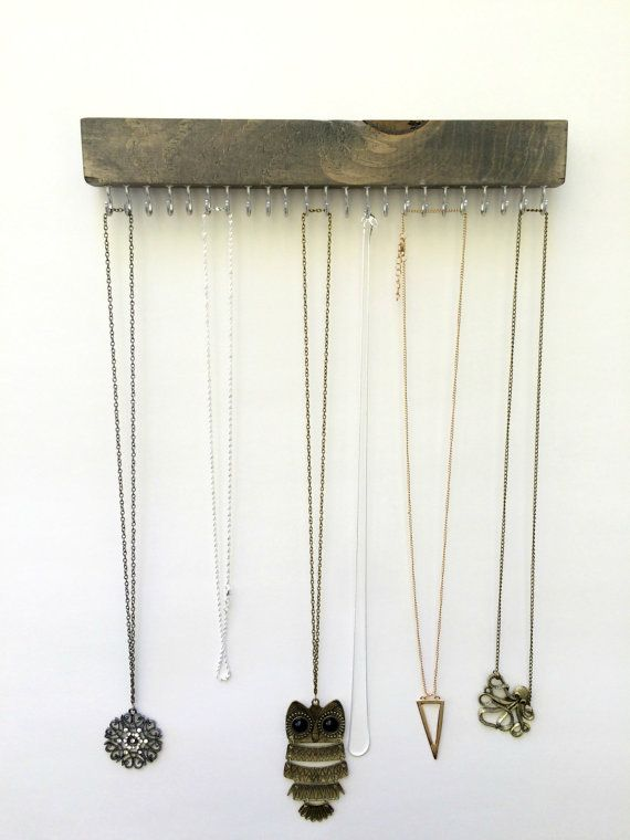 Best 25+ Wall mount jewelry organizer ideas on Pinterest ...
