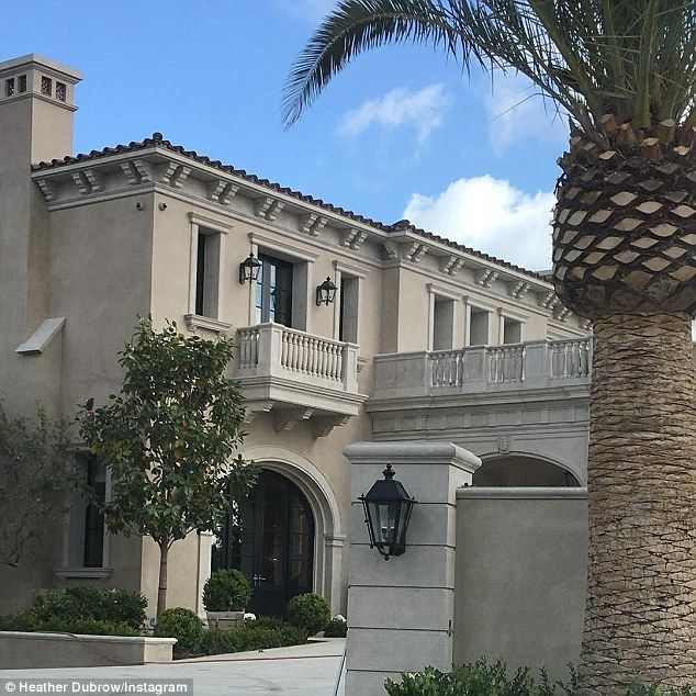 Heather Dubrow And Family Prepare To Move Into Lavish New