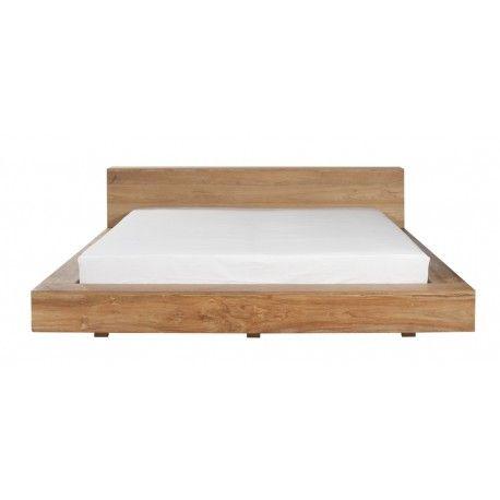 Łóżko drewniane Madra Teak Ethnicraft