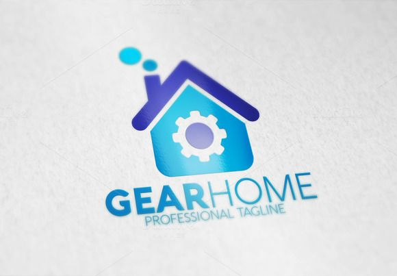 Home by eSSeGraphic on @creativemarket