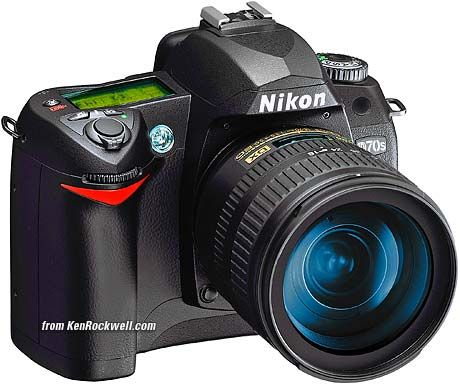 Nikon D70 user guide....i found this very helpful
