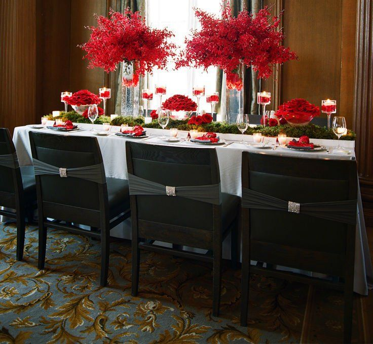 50 amazing table decoration ideas for valentine s day - Decoration de table idees ...