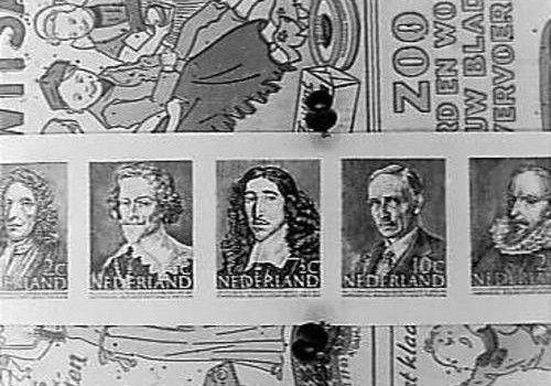 De geschiedenis van de postzegel