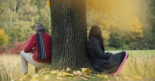 Einen Schlussstrich zu ziehen und den, den man mal ehrlich geliebt hat, zu verlassen, ist nie einfach. Man sollte es sich auch auf keinen Fall einfach machen wollen...