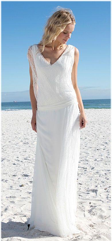 Robe de mariée, bohème chic