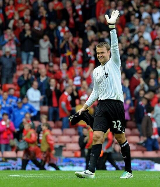 Simon Mignolet #LFC - Not even biased, 3 clean sheets from 3 games and an Anfield debut to remember with last minute penalty save. The Belgian is an easy choice.