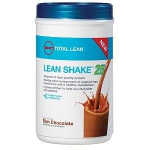 Gnc Total Lean Rich Chocolate Shake Recipes