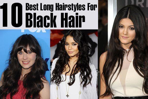 50 Best Long Hairstyles for Black Hair stylecraze.com