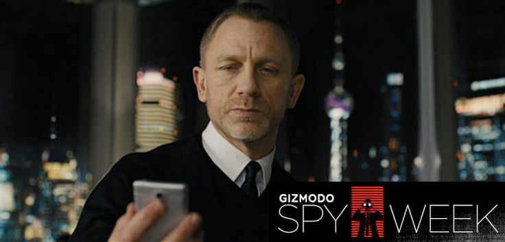 I have always been amazed with spy's and there gadgets. I am always wanting to turn my technology into spy equipment.