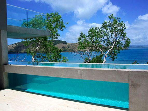 Pool at Solis, Hamilton Island by Renato D'Ettorre Architects