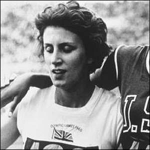 1963 Dorothy Hyman - Athletics: Athletic