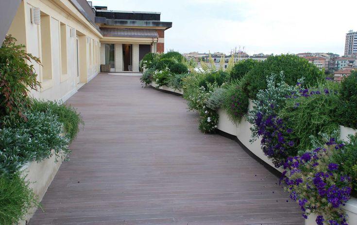 17 migliori idee su giardini pensili su pinterest - Terrazzi e giardini pensili ...