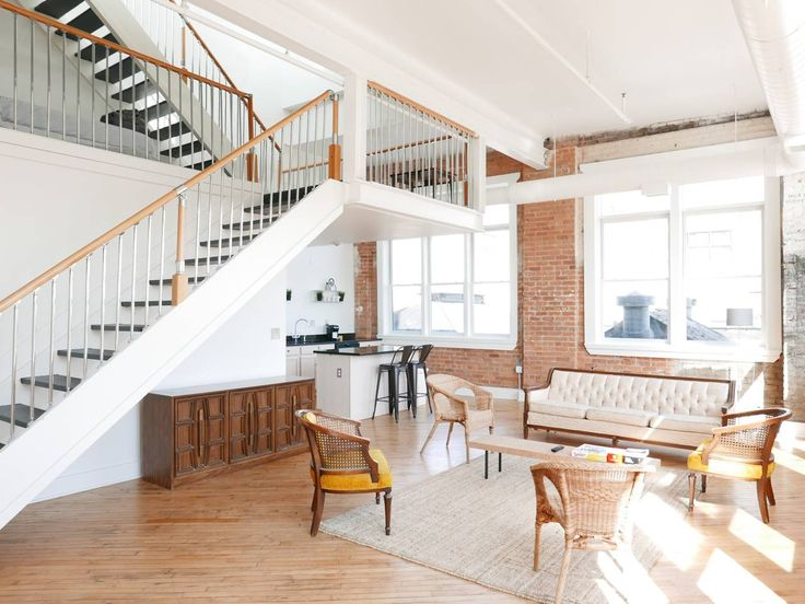 Greater Downtown Loft: Model J - Lofts for Rent in Detroit, Michigan, United States