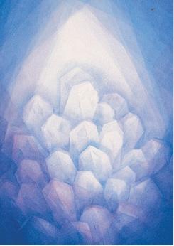 Waldorf ~ 6th grade ~ Geology & Mineralogy ~ Crystals