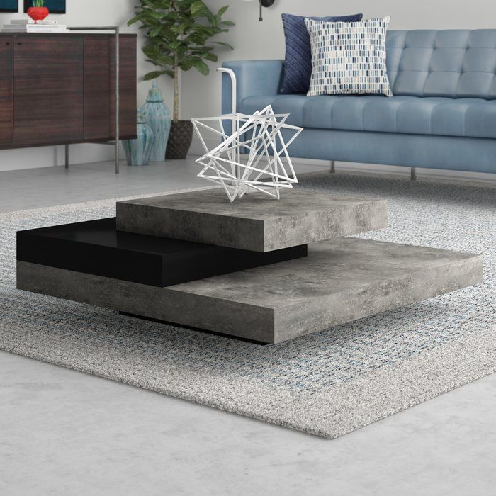 Norridge Coffee Table In 2020 Modern Apartment Decor Living Room Furniture Layout Contemporary Coffee Table