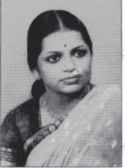 """ML. Vasanthakumari(popularly referred to as MLV) (July 3, 1928 - October 31, 1990), was a Carnatic musician and playback singer for film songs in many Indian languages. MLV and her contemporaries D. K. Pattammal and M. S. Subbulakshmi were popularly referred to as the """"female trinity of Carnatic Music.[1] A prime disciple of the G. N. Balasubramaniam, she was the youngest among the established musicians of that era, and was the youngest female awardee of the Sangita Kalanidhi award[2]"""