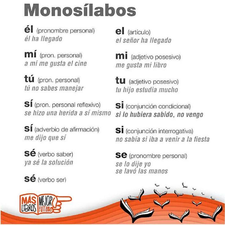 Monosílabos